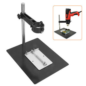 Repair Platform Hot Air Heat Gun Clamp Bracket Holder Soldering Station chassis