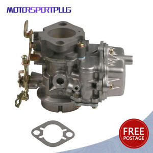Carburetor Carb With Manual Choke Fit 1957 1960 1962 Ford 144 170 200 223 6cyl