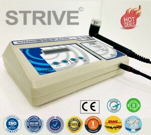 New Physical Therapy Ultrasound Therapy 3 Mhz Lcd Display Machine Dhl Shipping