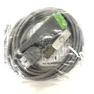 Conmed Ref 38 466 1 Ecg Cable For Ge marquette Eagle Solar Tram Series