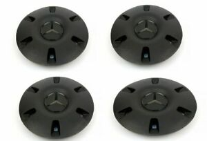 Mercedes Sprinter W906 Wheel Cover Hub Center Cap Set 4pcs 2006 2018 9064010025