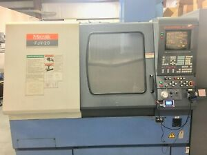1995 Mazak Fjv 20 Cnc Vertical Machining Center