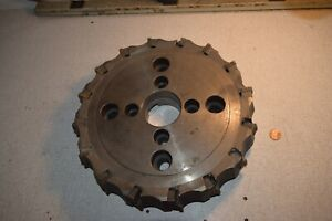 Valenite Sn6s 15 12 16 4r Face Mill 12 Milling Head Cutter