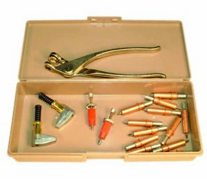 Dagger Tools Cleco Layup Fastener Kit For Auto Body Repair And Restoration