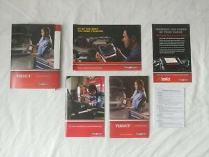 Snap on Verdict Diagnostic Scanner Getting Started Pack Manuals User s Guide