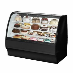 True Tgm r 59 sm sm s s 59 Refrigerated Bakery Display Case