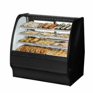 True Tgm dc 48 sm sm w w 48 Non refrigerated Bakery Display Case