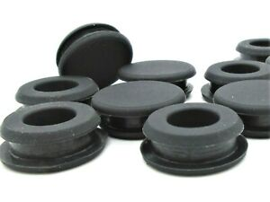 3 4 Grommet Without Hole 1 Od Blind Panel Plug Fits 3 16 Thick Materials