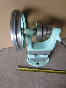 Nice South Bend 9 10k Lathe Countershaft Motor Mount Assembly W 2 Step Pulley