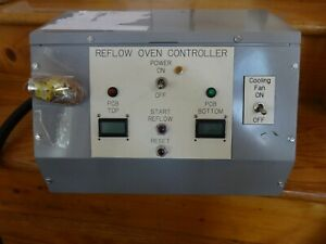 Reflow Oven Controller For Printed Circuit Board pcb Soldering