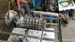 Lancia Fulvia Coupe Berlina 5 Speed Gearbox