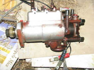 Oliver 1850 Tractor 354 Perkins Diesel Engine Injection Pump