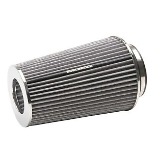 Edelbrock 43692 Pro Flo Air Filter Universal Cone 350 500 Hp In White 10