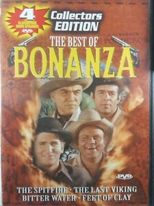 The Best of Bonanza For Classic One Hour Episodes Collectors Edition DVD $8.93