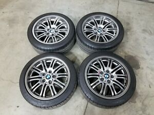 Genuine Bmw E46 M3 18 Style 67 Wheels Including Tires