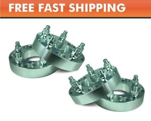 4 Pcs Wheel Adapters 5x120 To 5x120 2010 Chevy Camaro Spacers New 1