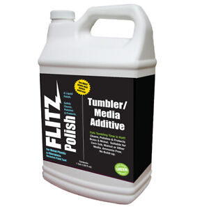 FLITZ INTERNATIONAL GL 04510 FLITZ TUMBLER MEDIA ADDITIVE 1 GALLON $123.31