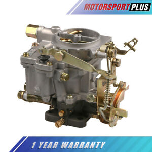 New Carburetor Carb Toy250 Fits1986 1988 Suzuki Samurai 1 3l Engine Assembled