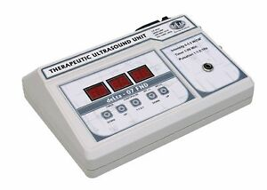 Ultrasound 1 Mhz Therapeutic Deep Heat Treatment For Relaxation Electrotherapy