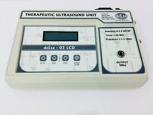 New Professional Electrotherapy 3mhz Ultrasound Machine Physical Therapy Home St