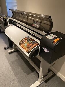 Mutoh Vj 1204 As Eco Solvent Large Format Printer