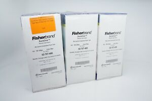 3 Boxes Of 960 Fisherbrand Sureone Micropoint Pipette Tips Non filter 02 707 408