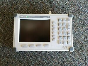 Anritsu S311d Site Master Cable And Antenna Analyzer Free Shipp