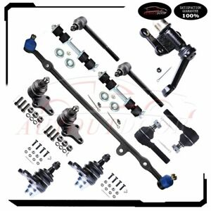 For 1989 1994 1995 Toyota Pickup Rwd 12pcs Suspension Tie Rods Center Link Kit