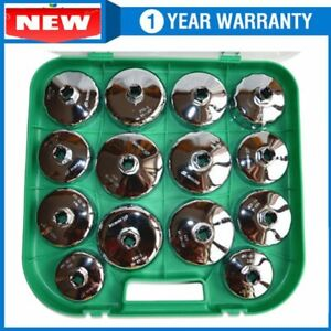14pcs Wheel Bearing Race And Axle Seal Driver Master Tool 1 555 To 3 180 Ww