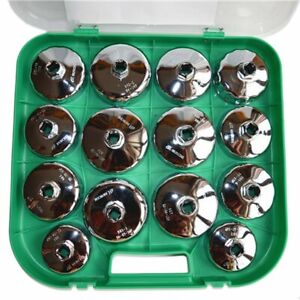14pieces Wheel Bearing Race And Axle Seal Driver Master Tool Master Set Kit Ww