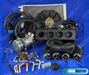 A c Kit Universal Underdash Evaporator 404 0fcsl Heat And Cool H c Elec Harness