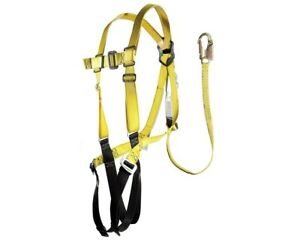 Ultra Safe Aerial Lift Kit With 4 Feet Lanyard x large