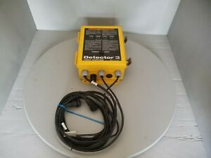 Data Instruments Detector 3 Light Curtain Controller W Cords 3lc b 9674601