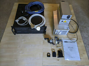 Nlight Nanopfl Green Pulsed Fiber Laser Nl pfl 5 532 With Computer For Parts Pv