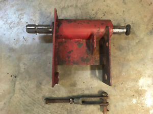 Pto Shaft And Housing For 5407 5408 5409 New Idea Other Disc Mowers