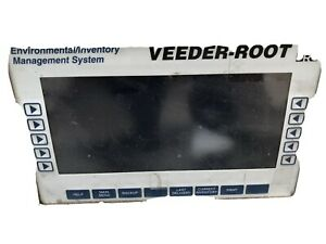 Veeder root Gilbarco Tls 350 Front Area Display Console 0847890 111
