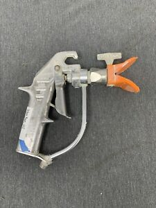 Graco Silver Plus Industrial Airless Spray Gun 5000 Psi Heavy Duty Paint Sprayer