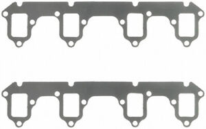 Fel pro 1442 Exhaust Manifold Header Gasket Fits Ford Fe series