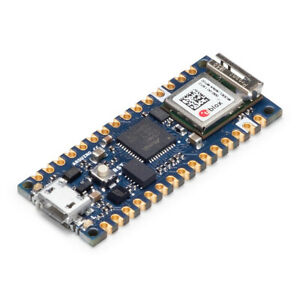 Arduino Nano 33 Iot With Header Wlan Ble Esp32 Imu Arm Cortex m0 Abx00032