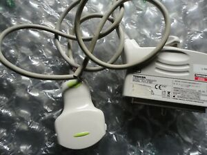 Toshiba Pvt 375bt Convex Array Transducer Ultrasound Probe As Is Not Tested