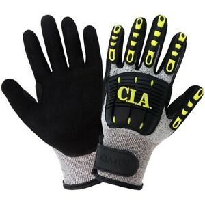 Cut impact Resistant Gloves C i a Vise Gripster cia417v