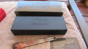 Very Cool Snap On Tools 100th Anniversary No 7 Ratchet With Display Ssx19p262