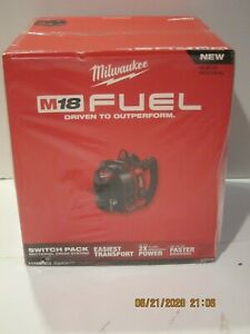Milwaukee 2775b 211 M18 Fuel Switch Pack 18v 3 8 Cordless Drain Cleaning Nisb