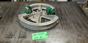 Greenlee 5018659 Shoe Only For 1818 Mechanical Conduit Bender Lot 2