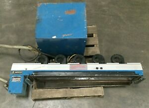 American Screen Printing Wide Format Dryer Model Magnum 48 300 Dc Power Supply