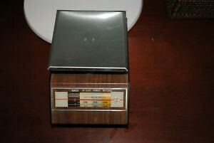 Vintage 1960 s Park Sherman Mail Postal Scale usps Collectible