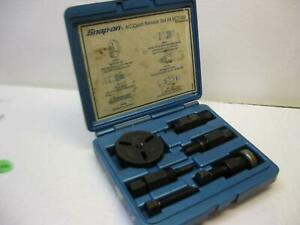 Snap On Tools Act1300 A C Clutch Remover Tool Kit