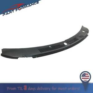 Fit Ford Mustang 1999 2004 Wiper Cowl Grille 3r3z6302228aaa Fo1270102