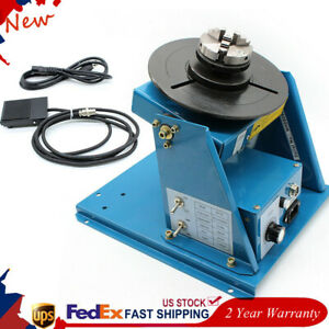 Welding Positioner Turntable Rotary Welding Machine Mini 2 5 3 Jaw Lathe Chuck