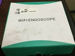 Wireless Endoscope Wifi Inspection Camera 1200p Hd Waterproof Semi Rigid